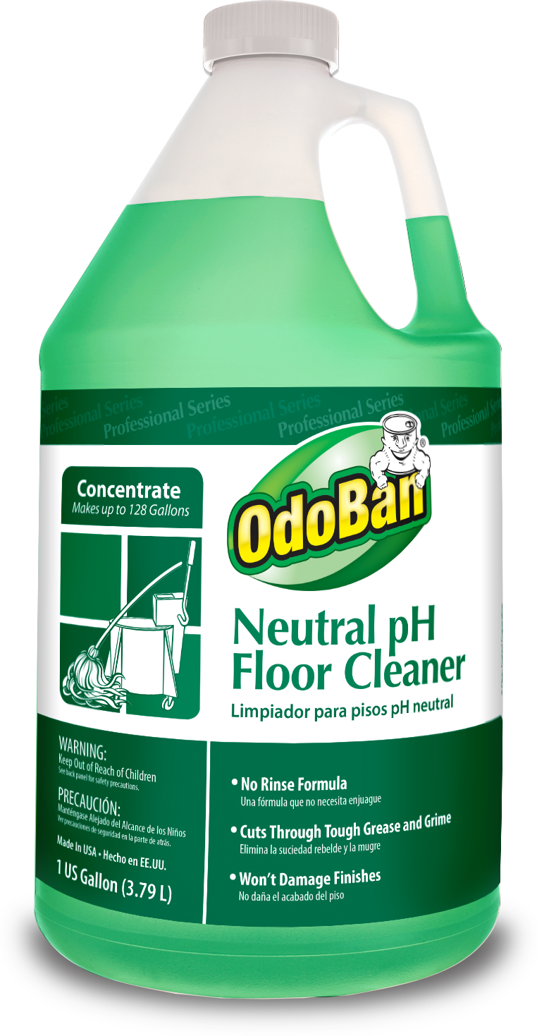 Odoban Professional Neutral Ph Floor Cleaner