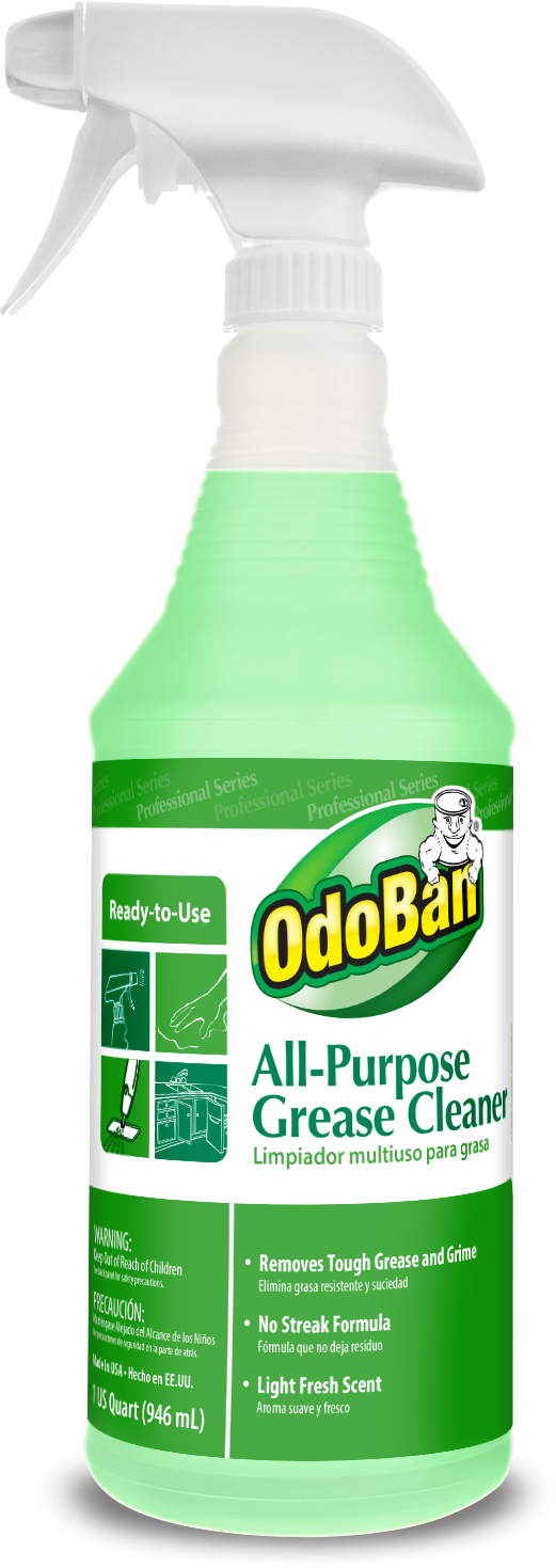 Odoban Professional All Purpose Grease Cleaner