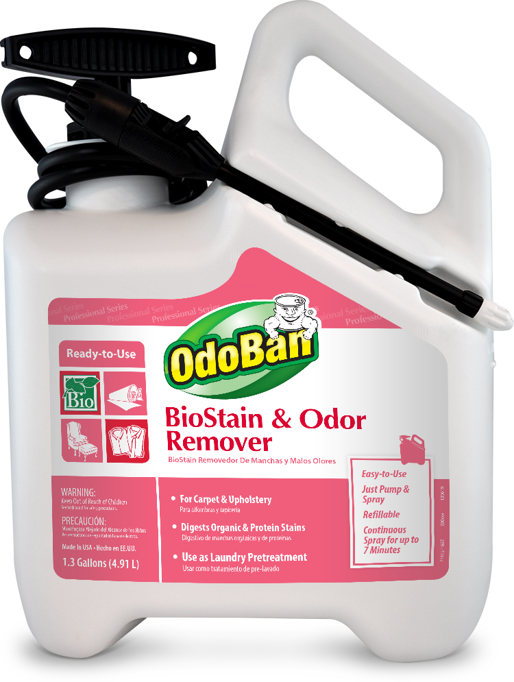 Odoban Professional Biostain And Odor Remover