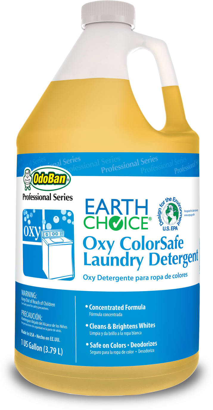 Odoban Professional Oxy Colorsafe Laundry Detergent