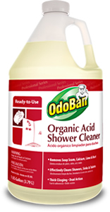 Organic Acid Shower Cleaner