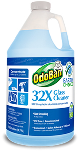 Odoban Professional Glass Cleaner Concentrate