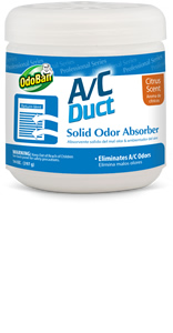 Odoban Professional Ac Duct Solid Odor Absorber