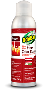 One Shot Fire Odor Bomb