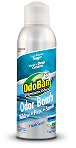 One Shot Food Odor Bomb