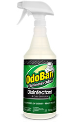 Disinfectant & Odor Eliminator