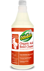 Organic Acid Bowl Cleaner