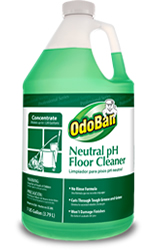 Neutral pH Floor Cleaner