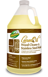 Wood Cleaner & Stainless Steel Polish