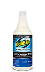 OdoBan® HVAC Professional -Condenser Coil - Outdoor Air Conditioner Cleaner