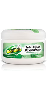 Solid Odor Absorber & Air Freshener