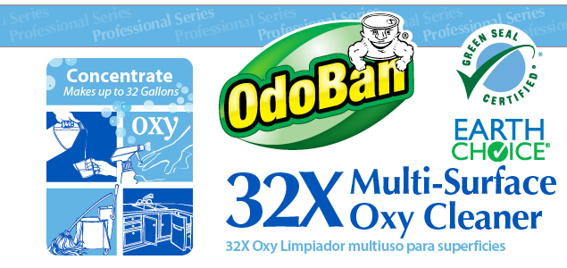 32X Multi-Surface Oxy Cleaner Concentrate